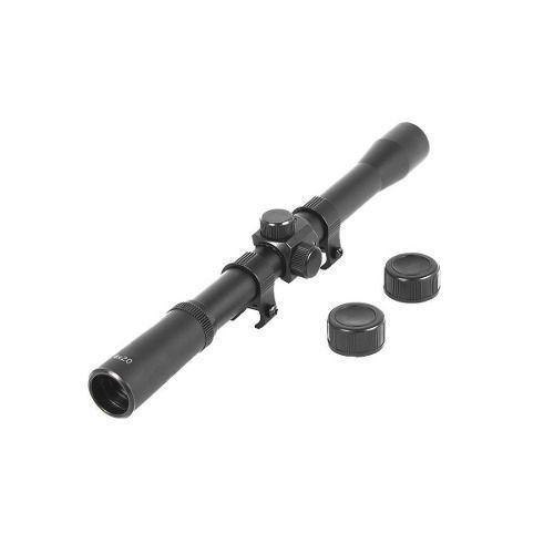 Luneta Mira 4x20 Combat Airsoft Carabinas Rifle Cbc Gamo