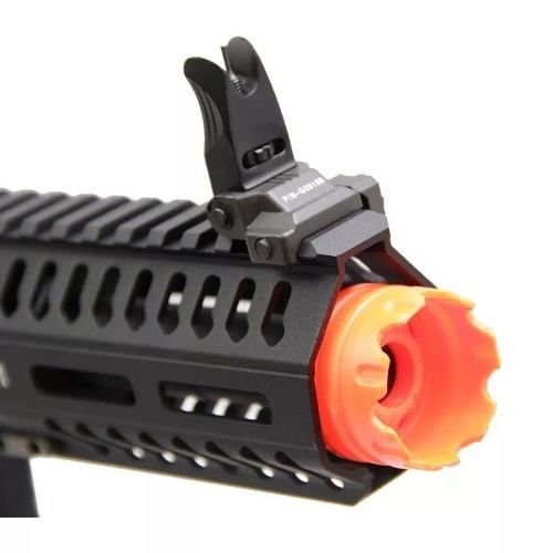 Rifle Airsoft G&g Cm16 Arp9 - 6mm Lipo E Mosfet Incluso