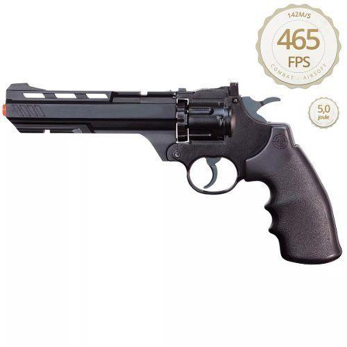 Revólver De Pressão Co2 Crosman Vigilante 4,5mm 10 Tiros