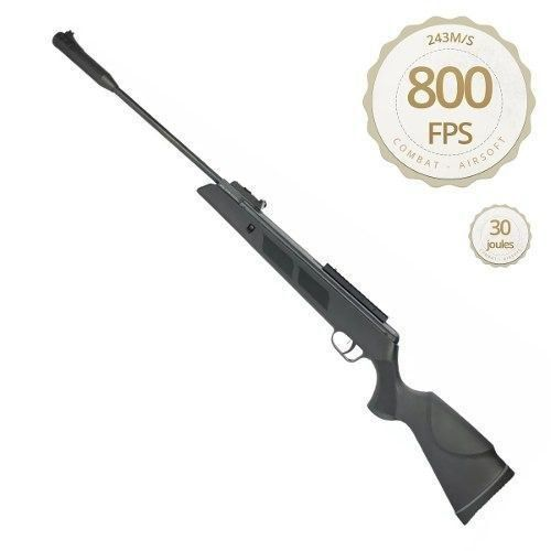 Carabina De Pressão Black Hawk Gas Ram 5.5mm Artemis