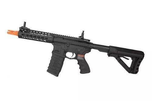 Rifle De Airsoft Cm16 Srl Elet Mosfet - Cal 6mm - G&g