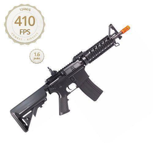 Rifle Airsoft M4A1 Cyma CQB Ras CM505 6mm
