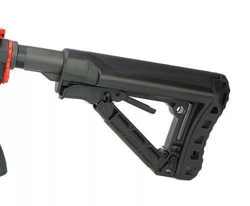 Rifle Airsoft CM16 SRXL Elétrico Mosfet - G&G - Cal 6mm  - Combat Airsoft