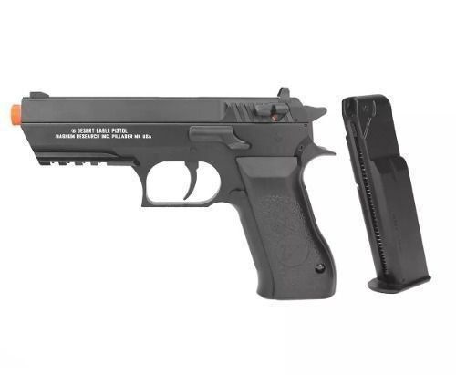 Pistola De Airsoft Gas Co2 Desert Eagle Baby Cal 6mm