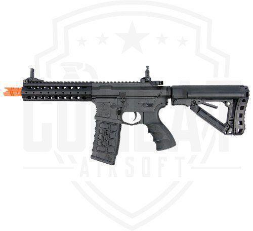Rifle De Airsoft Cm16 Ffr Eletrico Mosfet - Cal 6mm - G&g