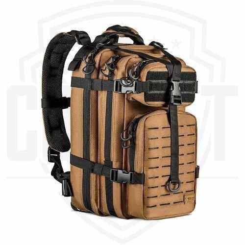 Mochila Militar Invictus Assault Lc Laser Cut Tatica