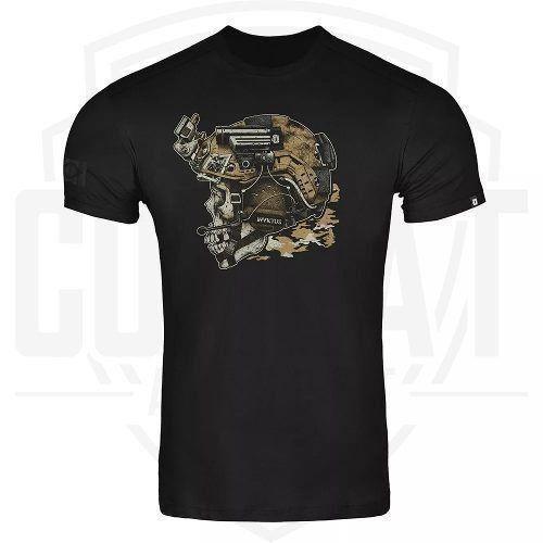 Camiseta T-shirt Concept Invictus