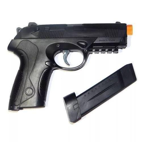 Pistola Airsoft Spring Vigor Vg Px4 - Mola 6mm