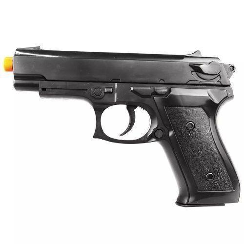 Airsoft Pistola Spring Vigor Vg P99 Mola 6mm