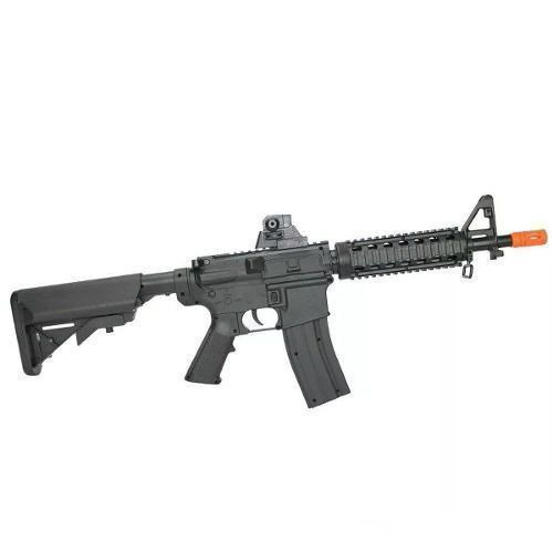 Rifle De Airsoft Vigor VG M4 RIS CQB 8907 Spring 6mm