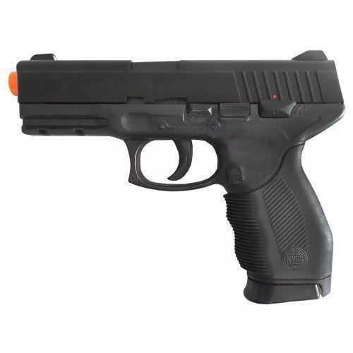 Pistola Airsoft CO2 Cybergun PT24/7 KWC 6mm *SEM MAGAZINE*