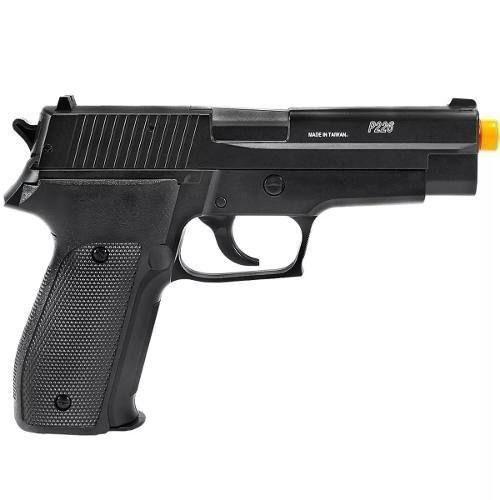 Pistola Spring Kwc P226 Slide Metal *RETIRADA PEÇAS*