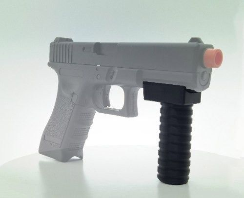 Grip Apoiador Airsoft Modelo Glock R-17 Army Armament