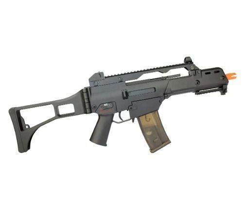 Rifle De Airsoft G36c Bivolt Cal 6.0mm Cm011 Cyma