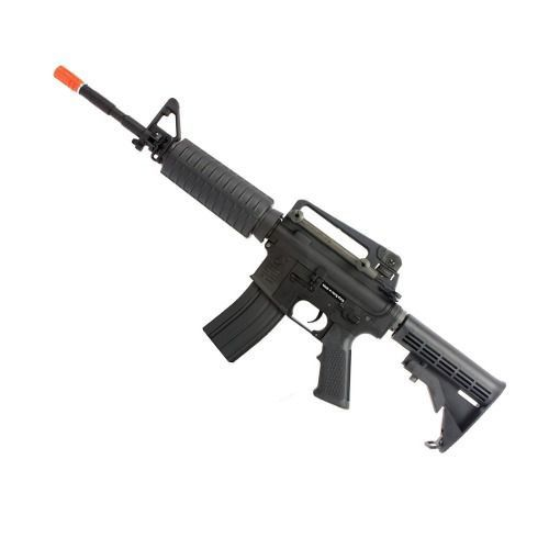 Rifle Airsoft Elétrico King Arms M4a1 Ultra Grade Bivolt