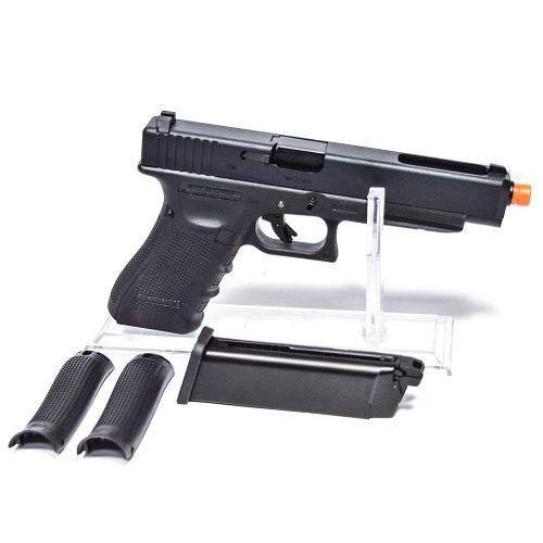 Pistola Green Gás Gbb Airsoft We G35 Gen4 Blow Back Metal