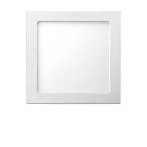Luminária Led 18w 6.500k De Embutir Quadrada Elgin
