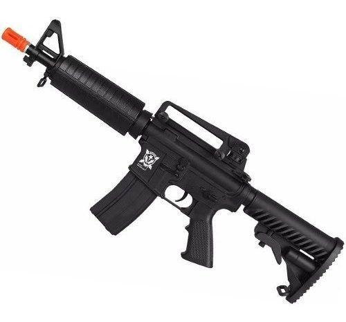 Rifle Airsoft Elétrico Aps M933 Kompetitor Blowback Pr305b