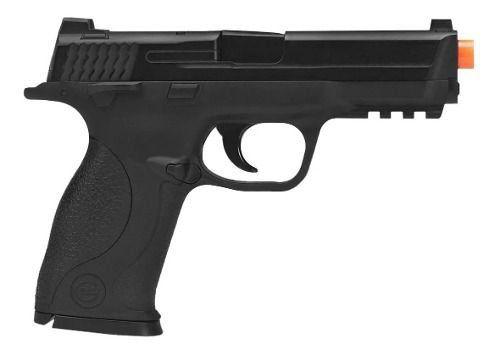 Pistola De Airsoft Spring Galaxy Mp40 G51 Slide Metal