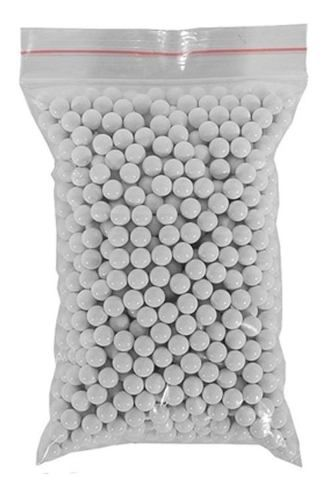 Munição Airsoft Esferas BBs 6mm 0,20g Granel - Pacote 400un
