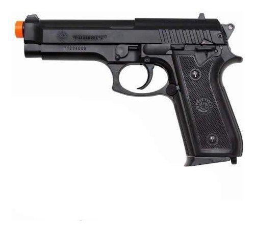 Pistola Airsoft Cybergun Pt92 Spring Abs 6mm Sem Magazine Para RETIRADA DE PEÇAS