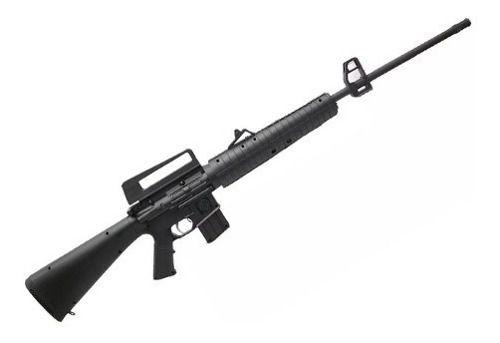 Carabina De Pressão Rossi M16-R Cal 5.5mm Gas Ram Nitro 60kg