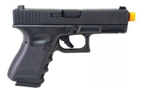 Pistola De Airsoft Gbb Kjw Skyway G23 Polímero