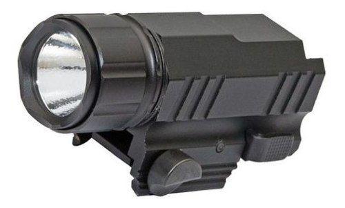 Lanterna De Led Tática P/ Airsoft Taclite 150l 20 Mm Nautika