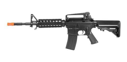 Rifle De Airsoft Elétrica Aeg M4a1 Cm507 Cyma Com Bandoleira