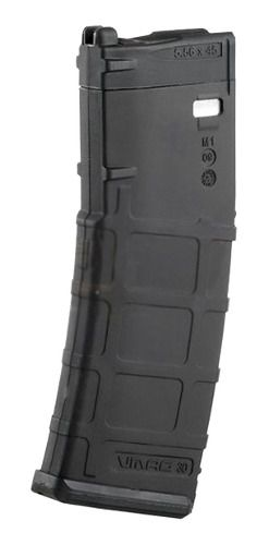 Magazine Airsoft M4/hk416 Series Gbbr Real Cap 30 Bbs Vfc