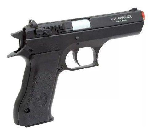 Pistola De Pressão Pcp Rossi P45 4.5mm - Kwc Mostruário