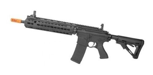 Rifle De Airsoft Cyma M4 Long Keymod CM619A Bivolt Cal 6.0mm