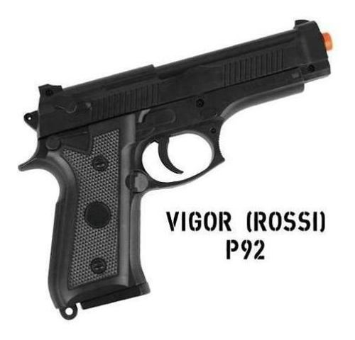 Pistola Airsoft Spring Vigor VG P92 038 - 6mm