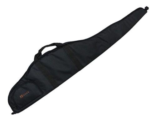 Capa Premium Para Carabina Com Luneta 1,30m Tactical Dacs Preta