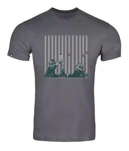 Camiseta T-shirt Invictus Concept Artilharia