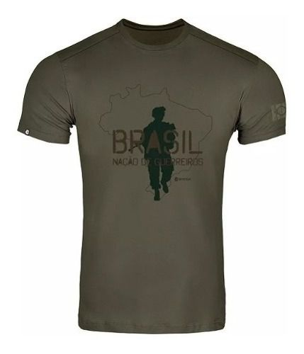 Camiseta T-shirt Invictus Concept Gigante