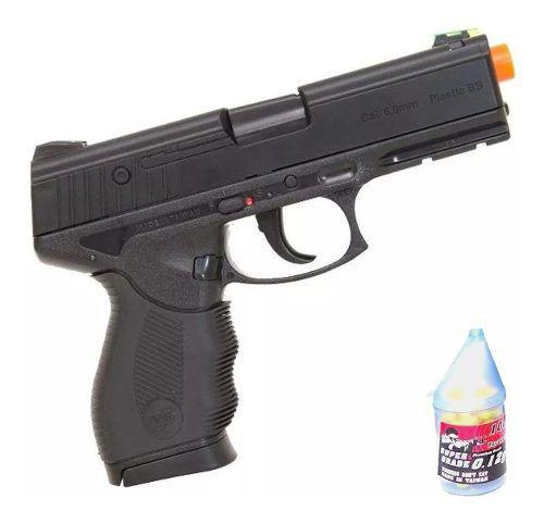 Pistola Airsoft Spring Rossi W24/7 Wingun 6mm