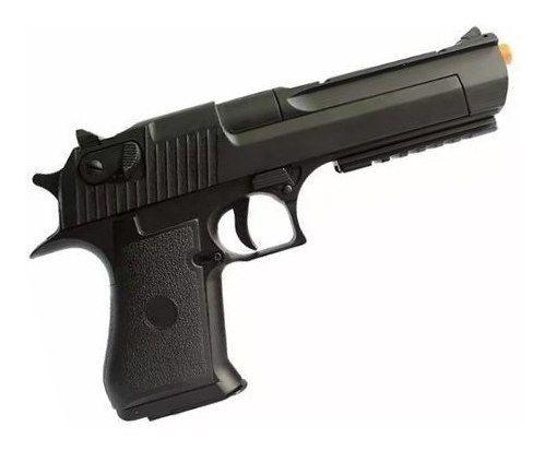 Pistola Airsoft Eletrica Cyma Cm121 Desert Eagle Mostruário
