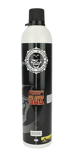 Green Gás Duel Code Skyway - 600ml Gbb Airsoft