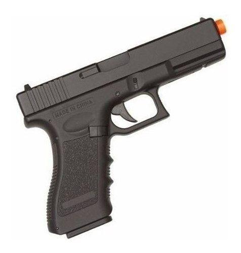 Pistola Airsoft Elétrica Glock 18c Cm.030 Cyma - Mostruário