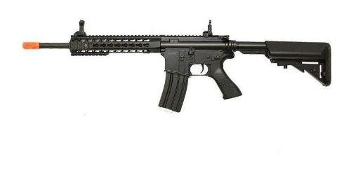 Rifle Airsoft M4a1 CM515s Gatilho Eletrônico Mosfet Bivolt 6mm - CYMA