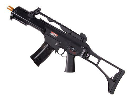 Rifle De Airsoft Elétrico Skyway Saigo G36 Aeg 6mm