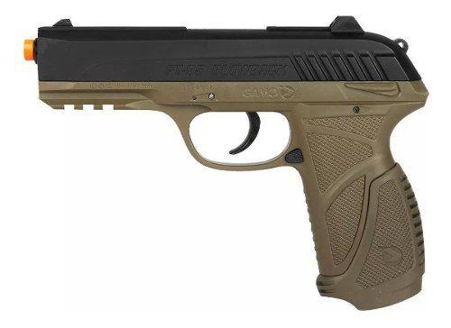 Pistola De Pressão Gamo PT-85 CO2 Blowback 4.5mm