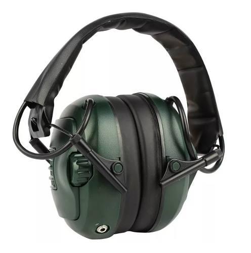 Abafador De Ruídos Eletrônico Onlyele Le 401d 23db - Verde
