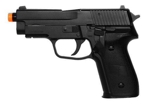 Pistola Airsoft Saigo 226 Spring Polímero 6mm