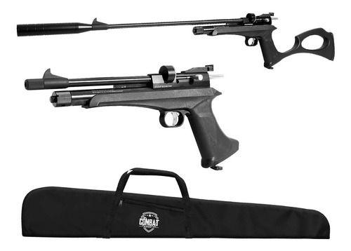 Pistola Carabina De Co2 Artemis Cp2 5.5mm 510 Fps + Capa