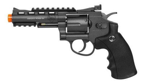Revolver Pressão Co2 Rossi Wg 701 Full Metal 4.5 Mostruário