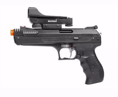 Pistola De Chumbinho Beeman 2006 Calibre 4.5 + Red Dot