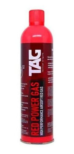 Cilindro Red Power Gas Airsoft 1000ml Tag