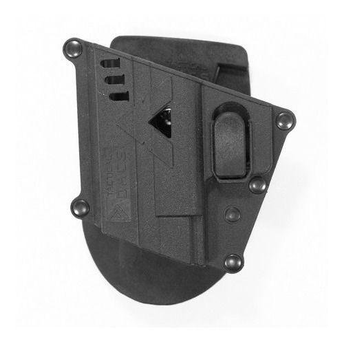 Coldre Dacs Polímero Pistolas Cybergun 24/7 E Outras Canhoto